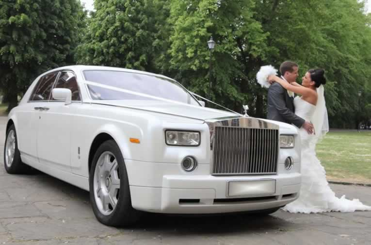 Why Choose a Self-Drive Wedding Car?