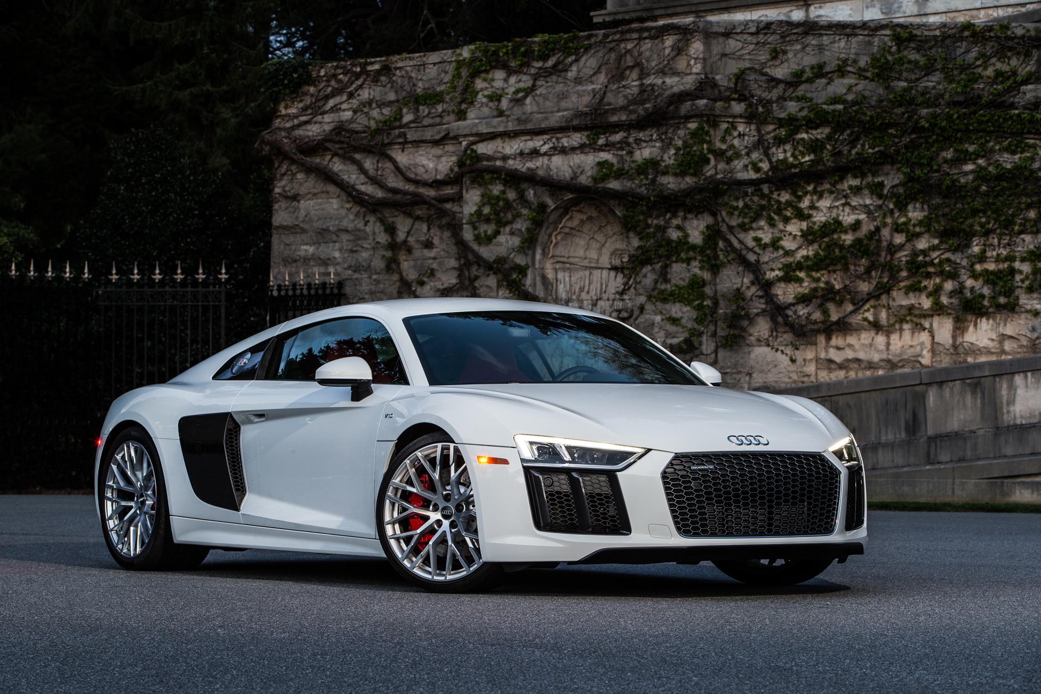 Audi R8 Hire London Mme Prestige