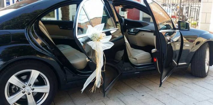 Why a chauffeur-driven wedding car matters the most?