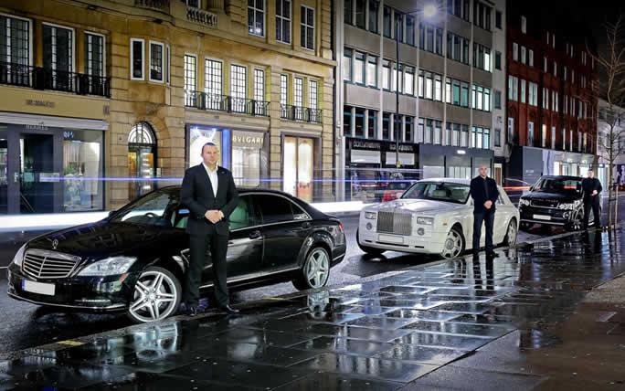 Is hiring a chauffeur-driven car still luxury?